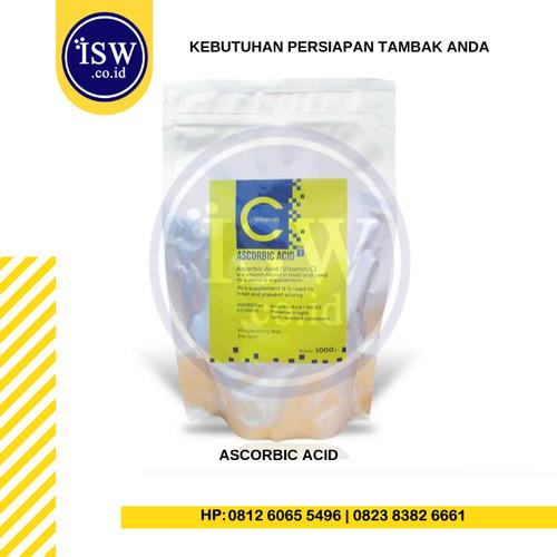 Foto Produk Jual Vitamin C - Ascorbic Acid, Multivitamin Imunitas Udang dan Ikan dari PT. Indah Sari Windu