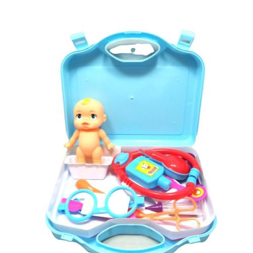 Foto Produk Mainan Koper Dokter Set Edukasi Anak Anak dari TOYSCORNER INDONESIA