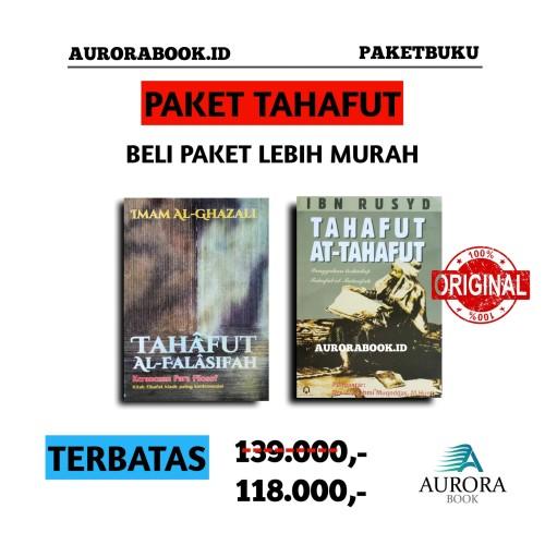 Foto Produk Buku Tahafut al-Falasifah - Tahafut at-tahafut - original dari Aurora Book
