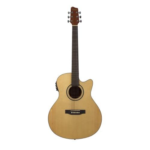 Foto Produk Gitar Akustik Abundante w/ EQ dari Evora Guitars