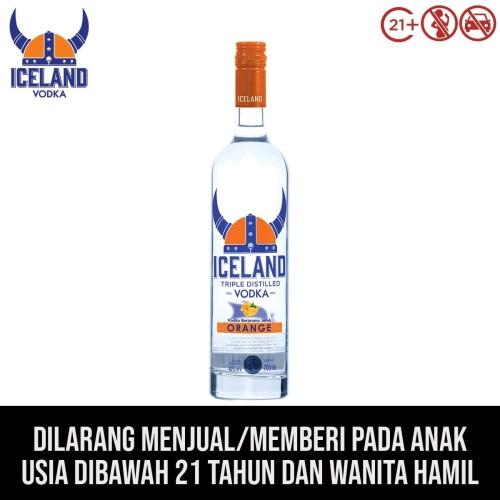 Foto Produk Iceland Vodka Orange dari kawan minum