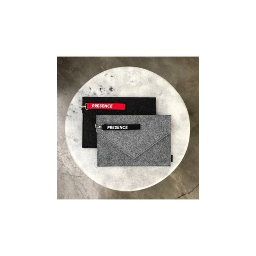 Foto Produk Document Holder With Strap - Dark Grey dari Insight Unlimited
