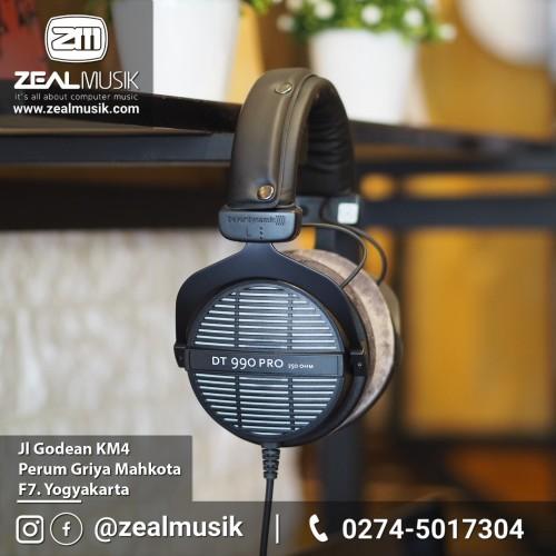 Foto Produk Beyerdynamic DT990 Pro 250 Ohm - Headphone Monitor - Zeal Musik Jogja dari Zeal Musik