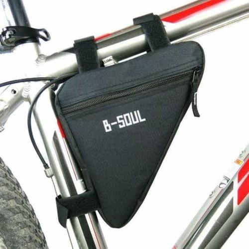 Foto Produk tas segitiga di sepeda b soul dari Asemka Market
