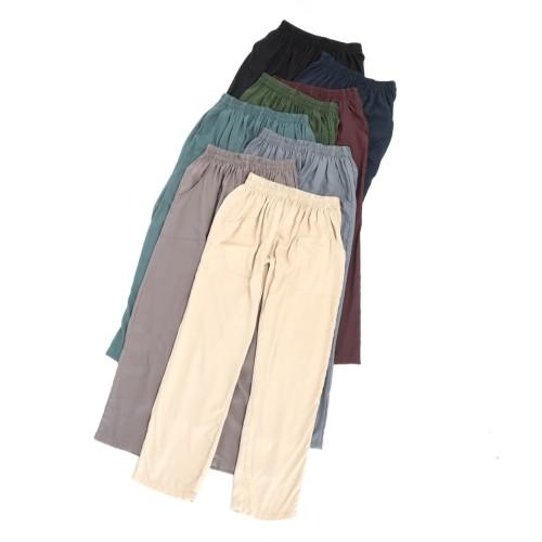 Foto Produk Daily Outfits Celana Panjang Casual Piyama Bawahan Katun Rayon Unisex - XS dari Daily Outfits DYO