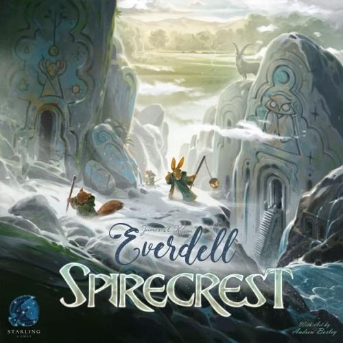 Foto Produk Everdell: Spirecrest Collector Edition ( Original ) - TBG Board Game dari Toko Board Game