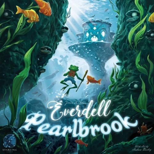 Foto Produk Everdell: Pearlbrook ( Original ) Board Game - Expansion dari Toko Board Game