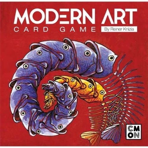 Foto Produk Modern Art Card Game dari Toko Board Game