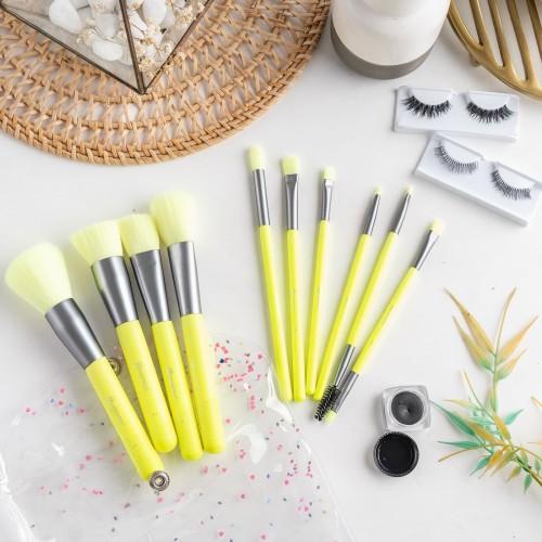Foto Produk ARAMI Beauty Brush Applicator Set | Colorful Soft Brush Make Up Lembut dari Arami Lifestyle