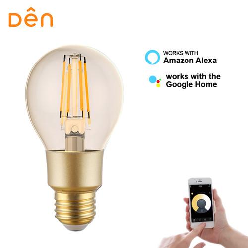 Foto Produk Den Smart Home Filament Bulb 6W A60 dari Den Smart Home