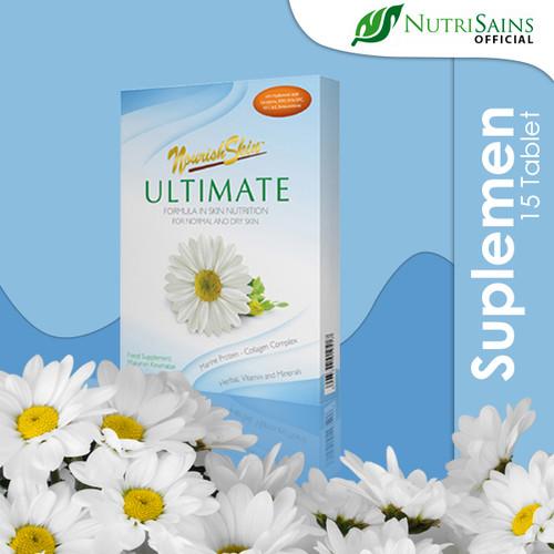Foto Produk Nourish Skin Ultimate 15 Tablet dari Nutrisains Official