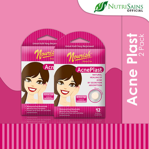 Foto Produk Nourish Beauty Care Acne Plast Girl dari Nutrisains Official