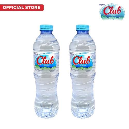 Foto Produk Club Air Mineral 600ml x 2 Pcs dari Indofood Beverages