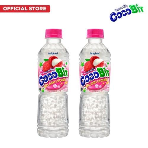 Foto Produk Fruitamin Cocobit Lychee 350 ml x 2 Pcs dari Indofood Beverages