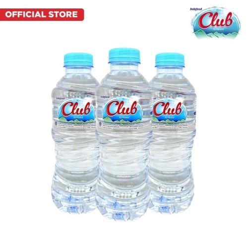 Foto Produk Club Air Mineral 330ml x 3 Pcs dari Indofood Beverages