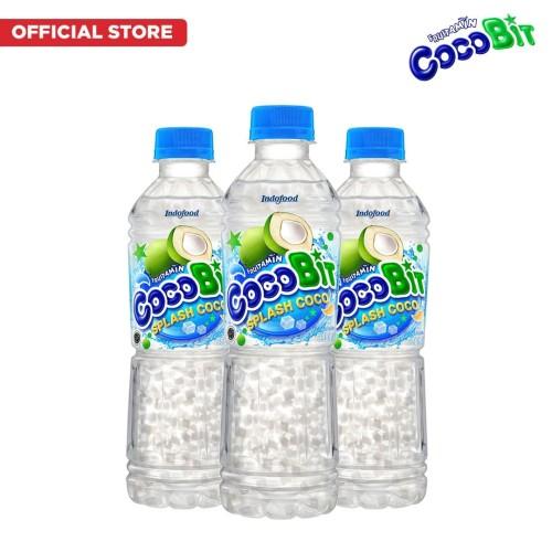 Foto Produk Fruitamin Cocobit Coco 350 ml x 3 pcs dari Indofood Beverages