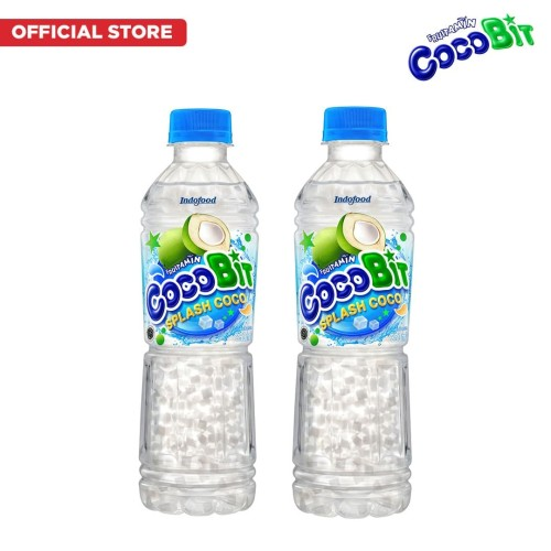 Foto Produk Fruitamin Cocobit Coco 350 ml x 2 pcs dari Indofood Beverages