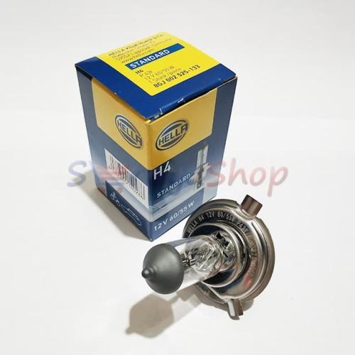 Foto Produk Lampu Halogen H4 12V 60/55W Hella dari Seraya Shop