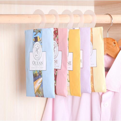 Foto Produk Pewangi Gantung Pengharum Pakaian Lemari Laci YC46 - ROSE dari ZIVON HOME DECOR