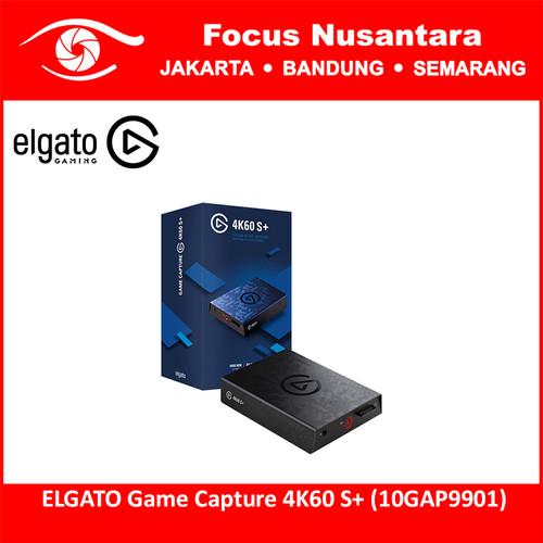 Foto Produk ELGATO Game Capture 4K60 S+ (10GAP9901) dari Focus Nusantara