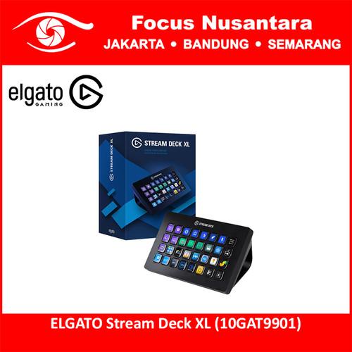 Foto Produk ELGATO Stream Deck XL (10GAT9901) dari Focus Nusantara