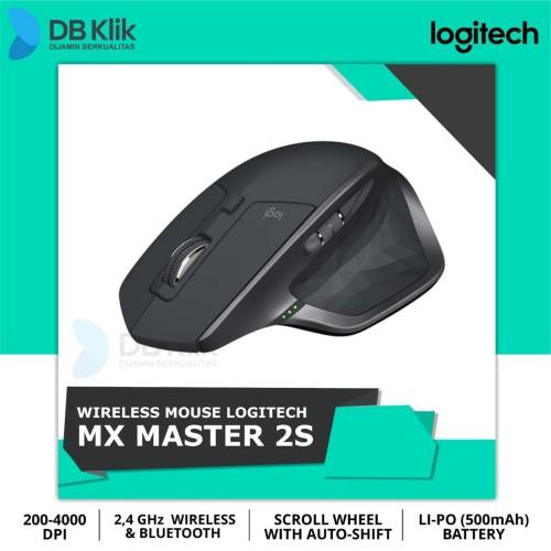 Foto Produk Mouse Logitech MX Master 2S 1 dari dbclick