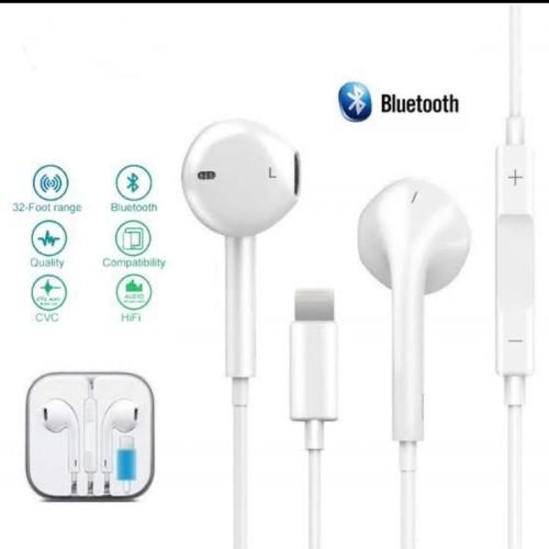 Foto Produk Headset handsfree earphone iphone 7 iphone 8 iphone X dari sparkle_shop