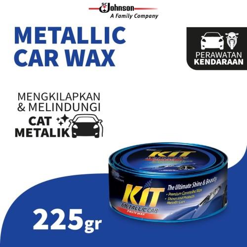 Foto Produk Kit Paste Metallic Car Wax 225gr dari KIT Autocare