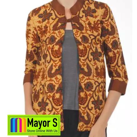 Foto Produk Baju Batik Wanita kualitas terbaik dari Mayor S