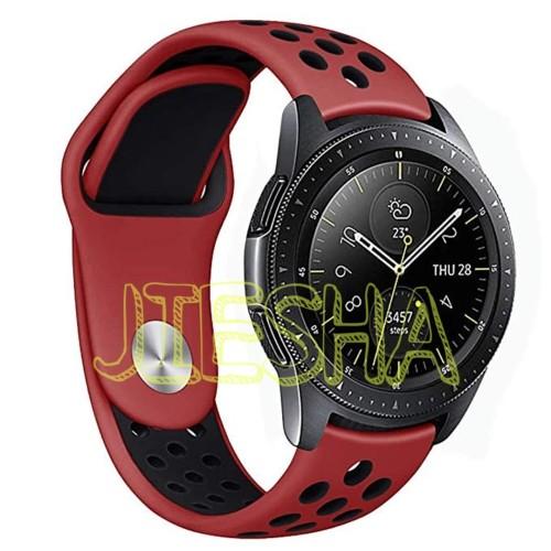 Foto Produk STRAP NIKE VOLT SERIES WATCH BAND SAMSUNG GALAXY WATCH 42MM TALI JAM dari Jiesha Shop