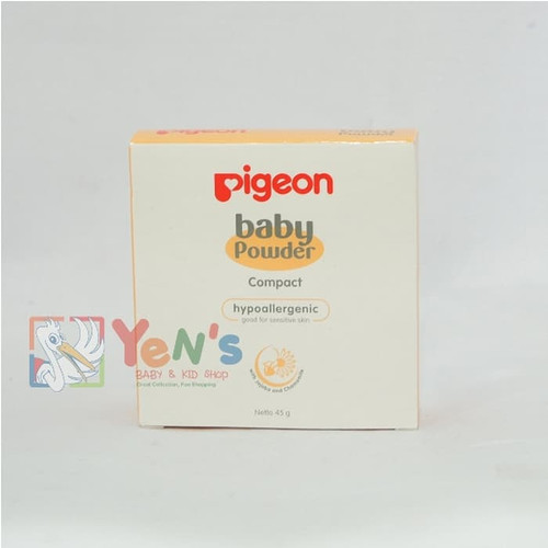 Foto Produk Pigeon Baby Compact Powder dari Yen's Baby & Kid Official Shop