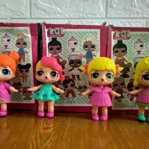 Jual Mainan Anak Boneka Lol Kota Surabaya Dunia Permainan Anak Tokopedia