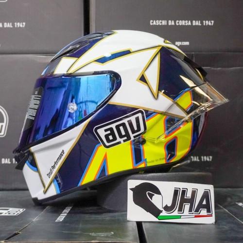 Foto Produk AGV Pista GP RR Rossi 2003 World Title - Limited Edition dari Jual Helm AGV