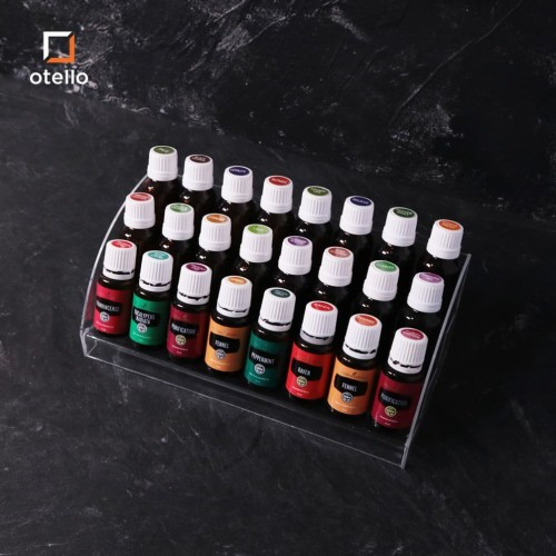 Foto Produk Kana Rak Essential Oil | Size 24 Pcs | Tempat Essential Oil Akrilik dari Otello Laser Cut