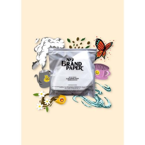 Foto Produk NO BRAND PAPER FILTER (FLAT BOTTOM) dari Hungry Bird Coffee