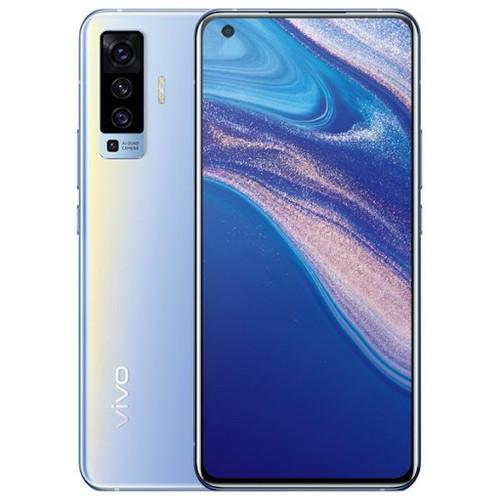 Foto Produk VIVO X50 Smartphone [128 GB/ 8 GB] - Garansi Resmi - Frost Blue dari Gadhet-Holic