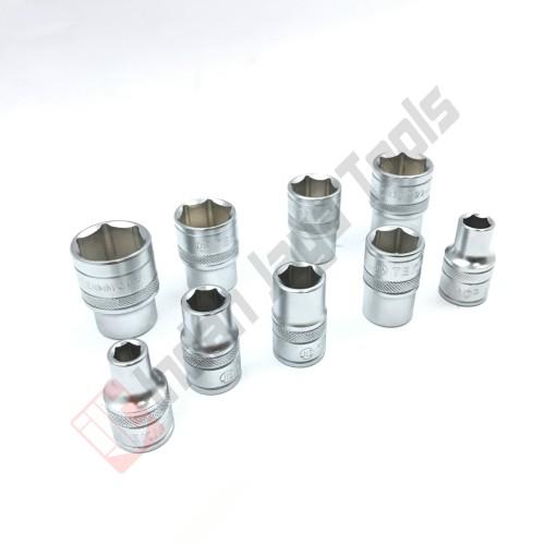 Foto Produk TEKIRO Mata Sok 1/2 Inch Satuan - Kunci Sok Shock Socket Sock - 10 mm dari Indah Jaya Tools