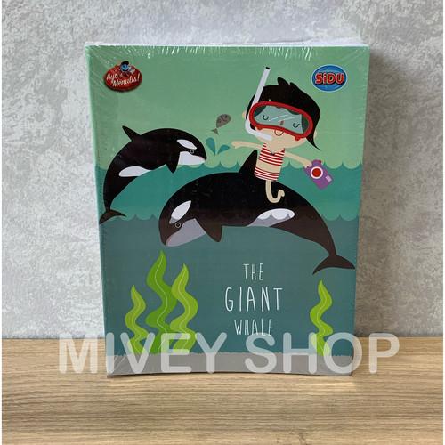 Foto Produk Buku Tulis Sidu 58 Lembar dari Mivey Shop
