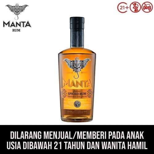 Foto Produk Manta Spiced Rum dari kawan minum