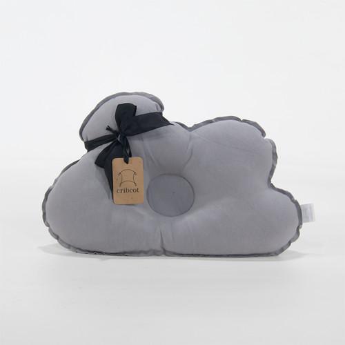 Foto Produk Cloud Pillow (bantal peang) - Light Grey dari Cribcot