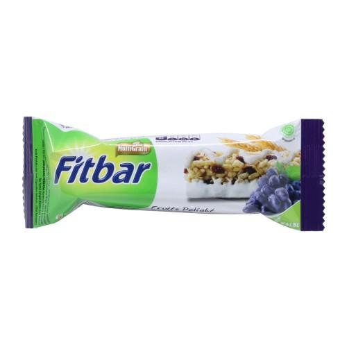 Foto Produk Fitbar Fruit 5 x 25 gram 1pcs - Cemilan Diet dari Jagapati