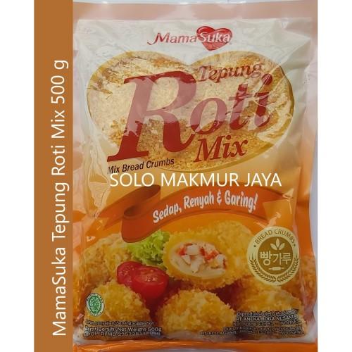 Foto Produk MamaSuka Tepung Roti Mix 500 g dari Solo Makmur Jaya