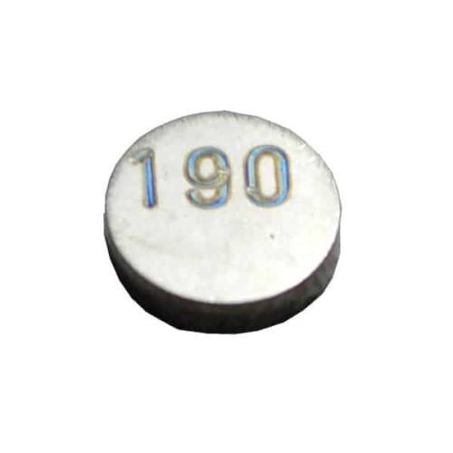 Foto Produk Shim Tappet CB150R Streetfire K15M CBR 150R K45G 14929KT7013 dari Honda Cengkareng