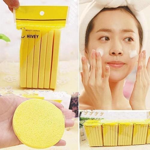 Foto Produk Facial Sponge Stick Beauty Face Spons Kecantikan Spon pembersih wajah dari paffie shop