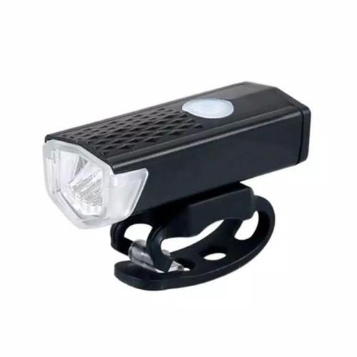 Foto Produk Lampu Depan Sepeda LED - USB Bike Light Rechargeable dari PINZY Official Store
