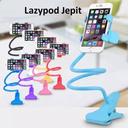 Foto Produk Lazypod Jepit / Lazy Holder Model Kaki Capit 4 dari PINZY Official Store