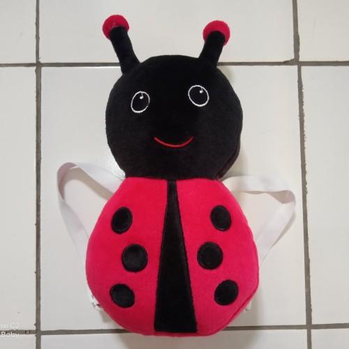 Foto Produk Bantal boneka pelindung kepala bayi - Kumbang Hitam dari fararen