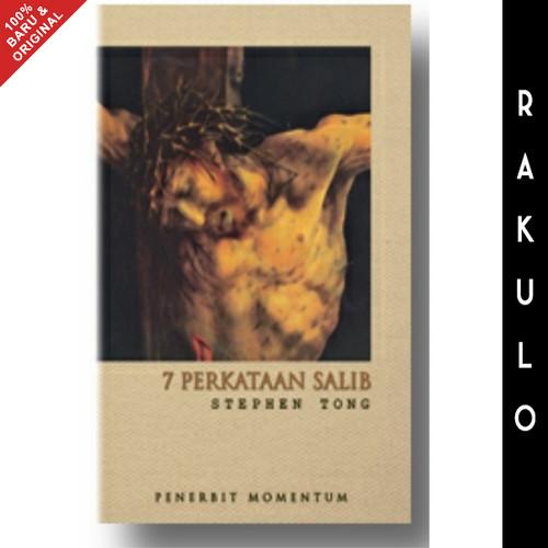 Foto Produk Buku 7 Perkataan Salib - Stephen Tong dari Rakulo