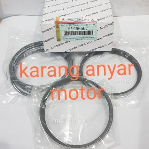 Foto Produk ring piston seher ps125T canter dari karang anyar motor
