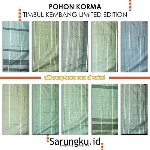 Foto Produk SARUNG POHON KORMA TIMBUL KEMBANG LIMITED EDITION - Cover dari SarungkuID